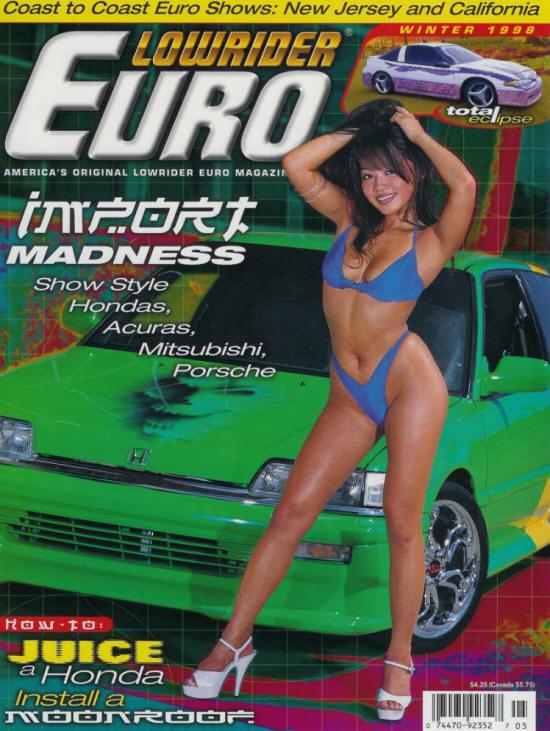 Bikini euro low rider